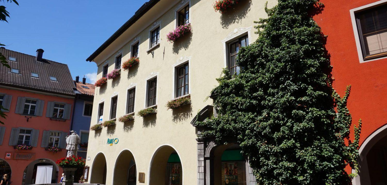 Rathausgasse 1, Bludenz