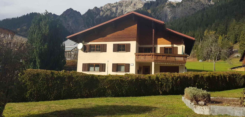 Obere Gasse, Wald am Arlberg