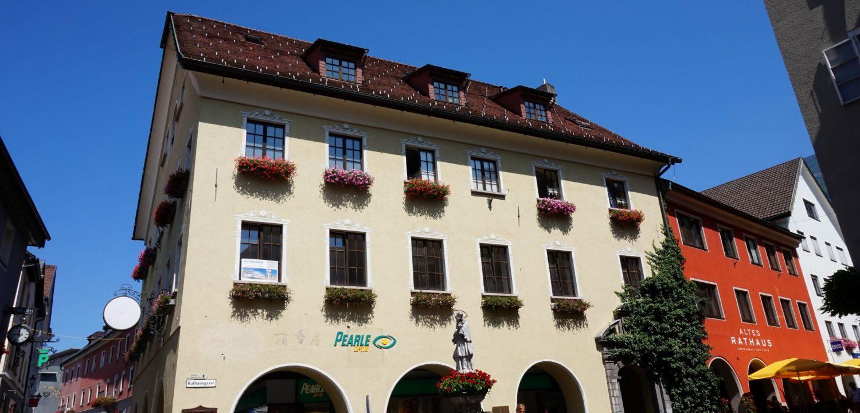Rathausgasse 1, Bludenz Geschäftshaus