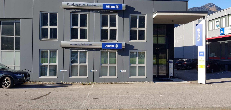 Landstraße 34, Nüziders