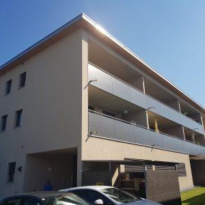 Straßenhäuser 54, Koblach, Top 12