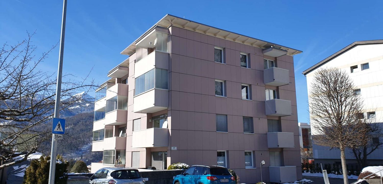 Sonnenbergstraße 17, Bludenz