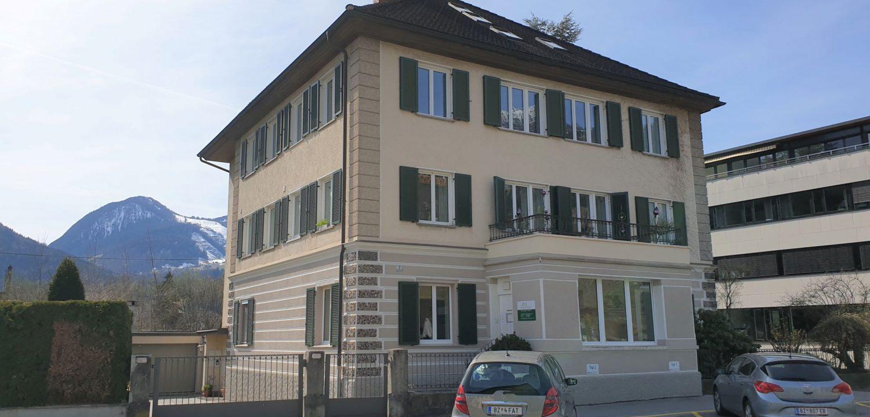 Werdenbergerstraße 7, Bludenz
